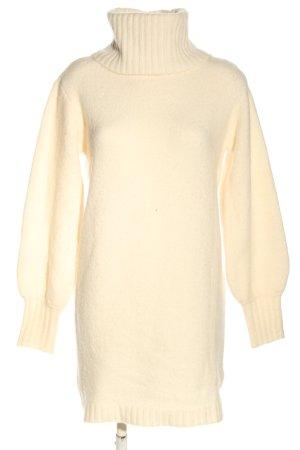 Guess Sweater Dress cream casual look