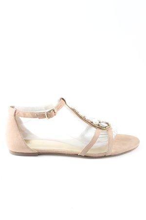 Guess Riemchen-Sandalen nude Elegant