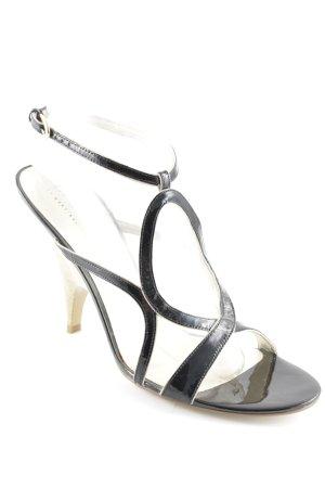 Guess Riemchen-Sandaletten schwarz-beige Elegant