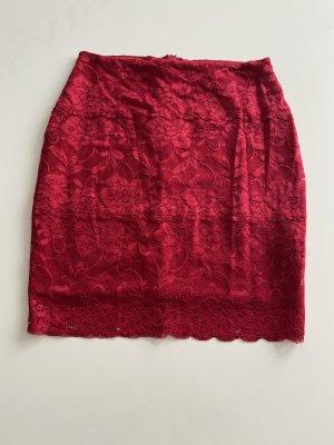 Guess Mini rok rood-baksteenrood