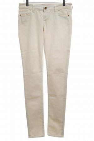 Guess Drainpipe Trousers nude casual look