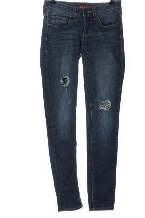 Guess Tube Jeans blue casual look