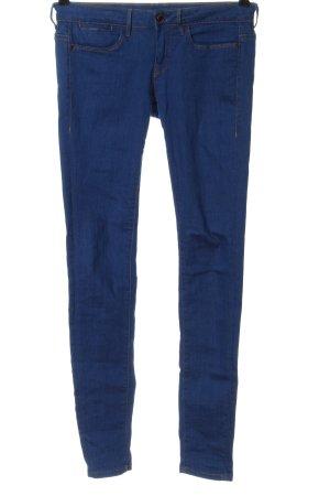 Guess Röhrenjeans blau Casual-Look