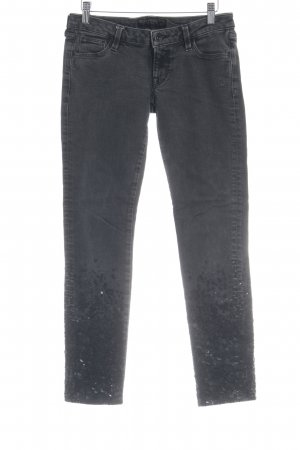 Guess Röhrenjeans taupe Casual-Look