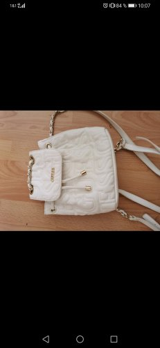 Guess Trekking Backpack white