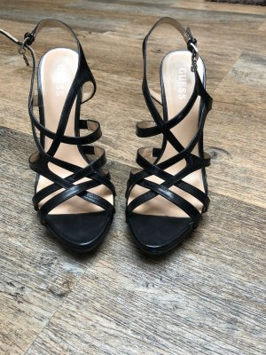 Guess by Marciano Dianette Sandals black leather