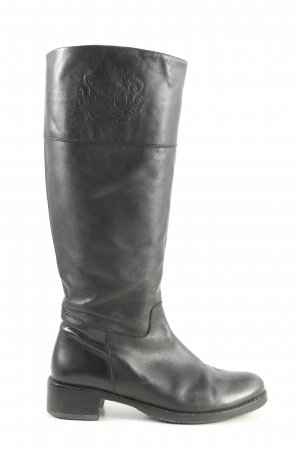 Guess Jackboots black business style