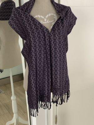 Guess Sciarpa di lana viola scuro