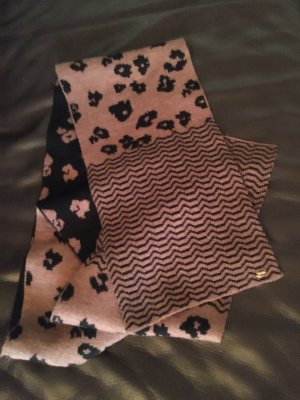 Guess Wollen sjaal veelkleurig Gemengd weefsel