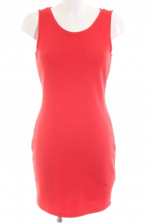 Guess Tube Dress red casual look