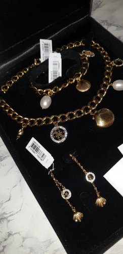 Guess Jewellery Set sand brown