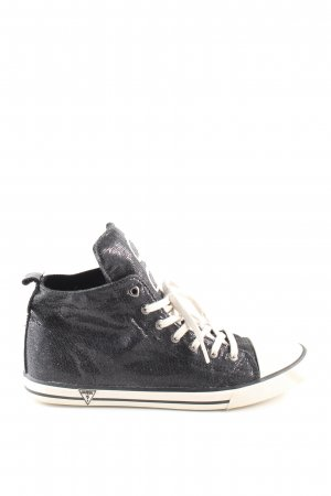 Guess Schnürsneaker mehrfarbig Casual-Look