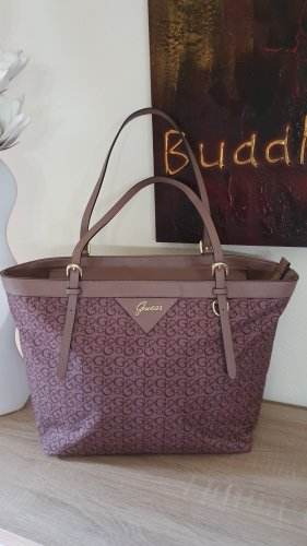 Guess Shopper mauve