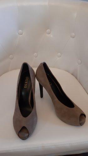 Guess High Heels beige