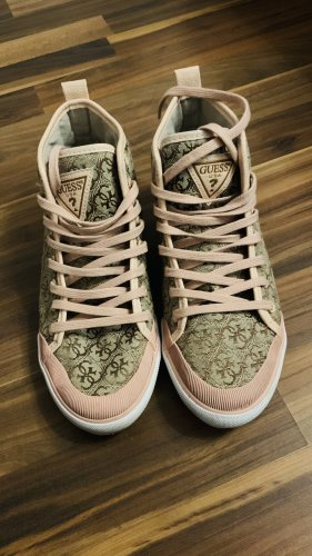 Guess Lace Shoes multicolored