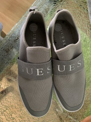 Guess Chaussures Mary Jane gris