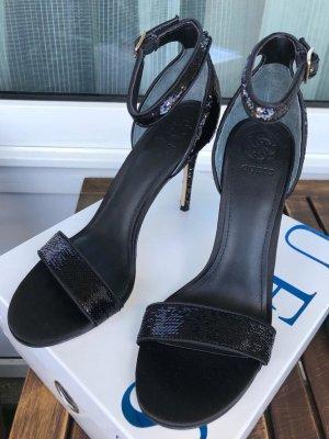 Guess Schuhe Sandalen / Pailetten besetzt / Größe 40 NEU