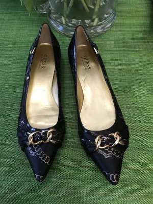 Guess Schuhe Slipper Pumps 41 Ballerinas Flats
