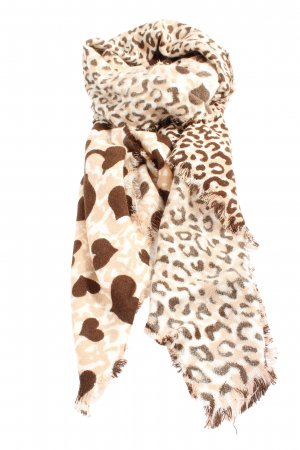Guess Shoulder Scarf leopard pattern casual look