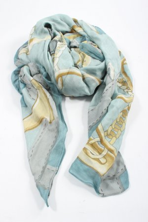 Guess Shoulder Scarf abstract pattern casual look