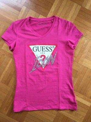 Guess T-shirt Wielokolorowy