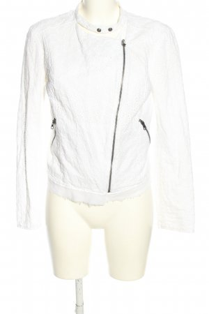 Guess Shirtjacke weiß Casual-Look