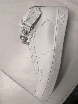 Guess Basket hook-and-loop fastener blanc