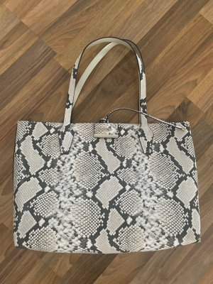 Guess Shopper gris clair-blanc cassé