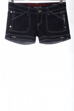 Guess Shorts schwarz Casual-Look