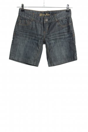 Guess Shorts blau Casual-Look