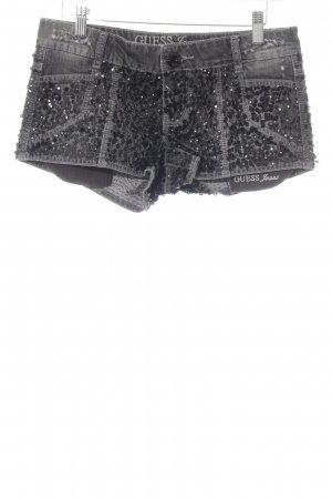 Guess Shorts anthrazit Casual-Look