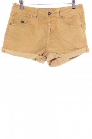Guess Shorts dunkelgelb Casual-Look