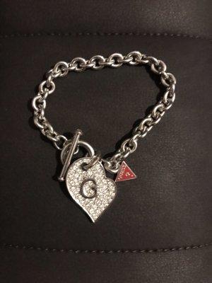 Guess Bracelet argenté