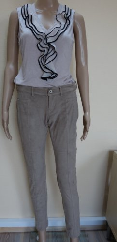 Guess Stretch Trousers grey brown
