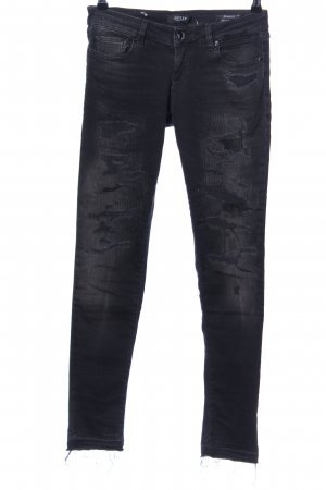 "Guess Skinny Jeans ""Starlet"" schwarz"