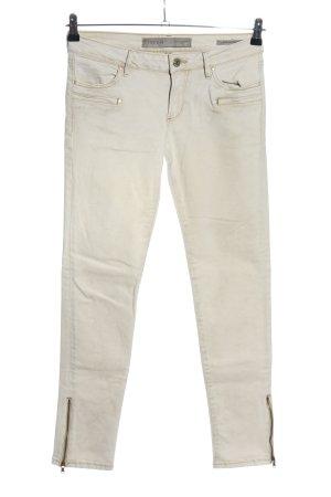 Guess Jeans skinny gris clair style décontracté