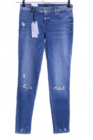Guess Skinny Jeans blau Casual-Look
