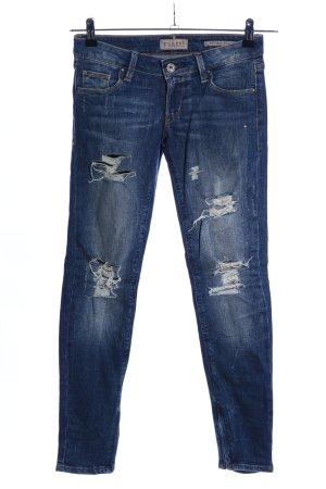 "Guess Skinny Jeans ""Beverly Skinny"" blau"