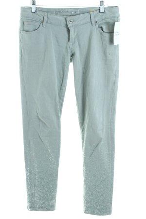 "Guess Skinny Jeans ""Beverly Skinny"" graugrün"