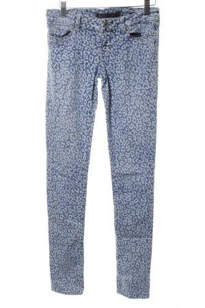 Guess Skinny Jeans blau-hellgrau Casual-Look