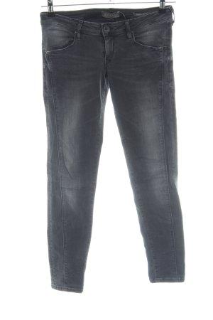 Guess Skinny Jeans hellgrau Casual-Look