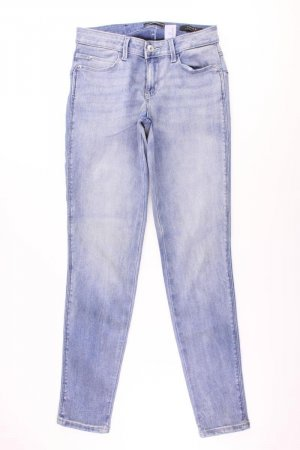 Guess Jeans skinny blu-blu neon-blu scuro-azzurro Cotone
