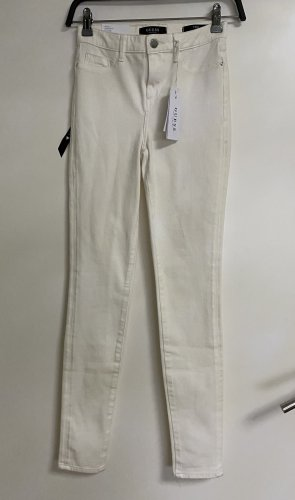 Guess Jeans skinny blanc