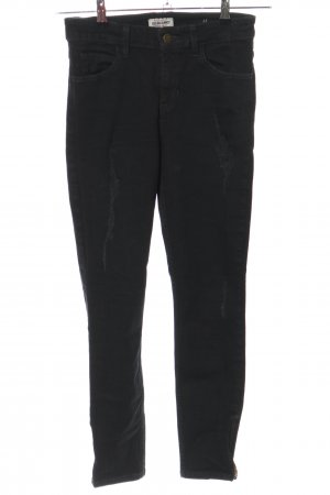 Guess Skinny Jeans schwarz Casual-Look