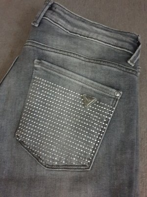Guess 7/8 Length Jeans grey
