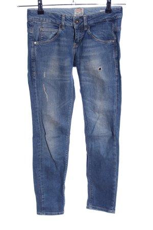 Guess Slim Jeans blau Casual-Look