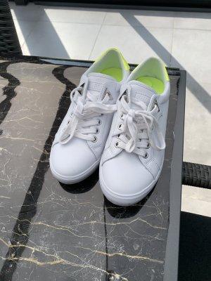 Guess Sneaker stringata bianco