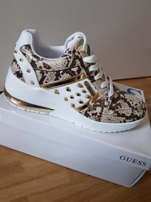 Guess Wedge Sneaker multicolored