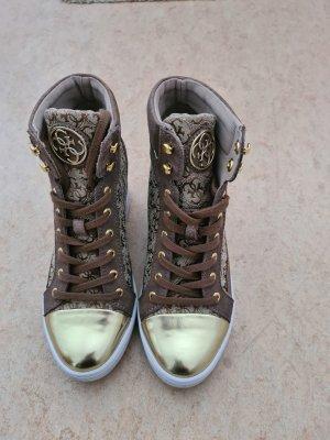 Guess Sneaker mit Keilabsatz