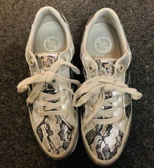 Guess Sneaker Silber